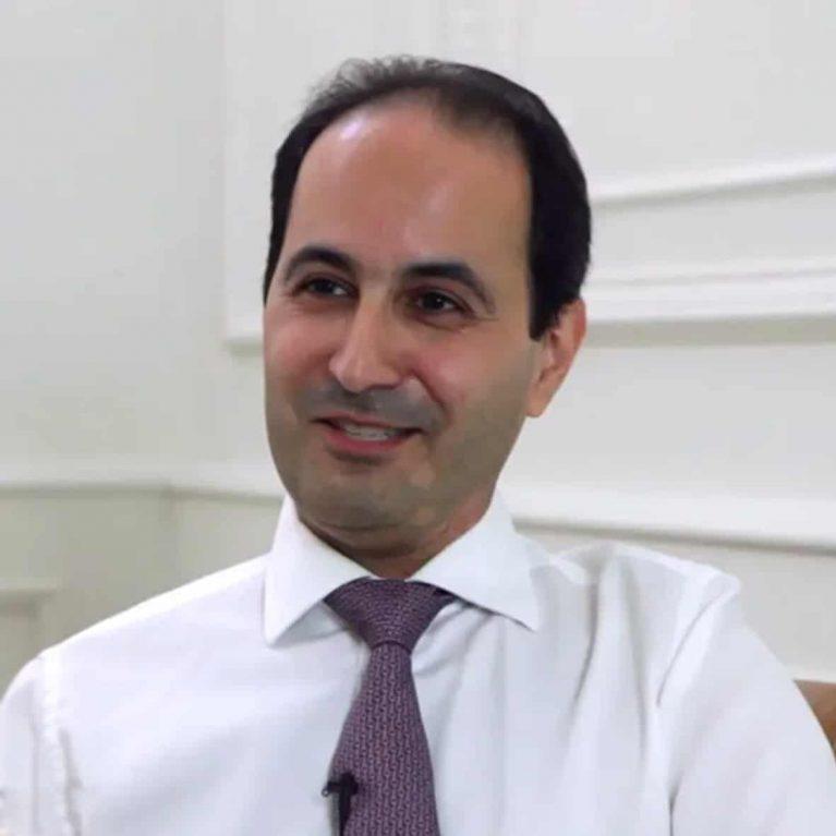 Dr. Aram Bonni MD